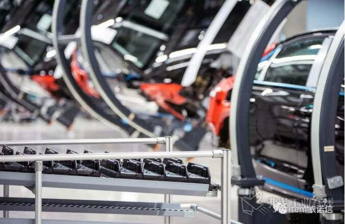 自动导向搬运车 AGV 系统