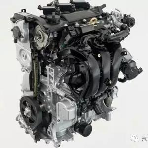 丰田Dynamic Force Engine系列发动机