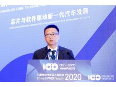 【百人会2020】张磊:助力加速汽车绿色化、电子化、智能化进程