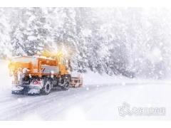 倍加福助力工程车辆纵横冰雪世界,无惧严寒挑战
