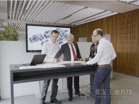 EMAG Systems 公司——通过团队合作研发出最佳的生产线解决方案