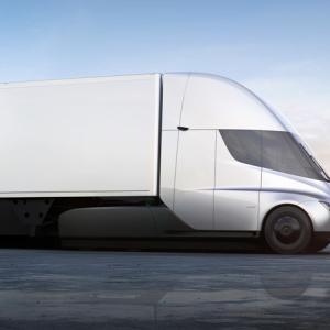 特斯拉Semi将于2020年下半年开始限量生产