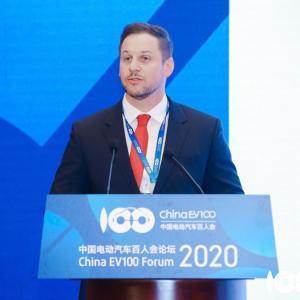 【百人会2020】Daniel Lindvai-Soos:传动模块化可以实现电动化革新,保持驾驶乐趣