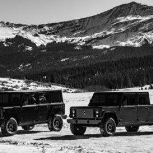 Bollinger为整辆卡车申请专利 底层平台超独特可防山寨