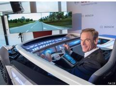 博世CEO:5年内全球汽车产量不会增长