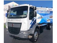 帕卡子公司与德纳合作开发电动卡车传动系统 适合短途运输