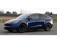 特斯拉发布Model Y量产版实车图:全车无镀铬饰件