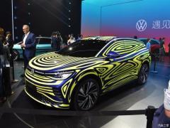 高性能电动SUV 大众ID.4 GTX年底发布