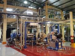配有 BKG 水下造粒机的 70000 t 聚丙烯造粒生产线落户印度尼西亚