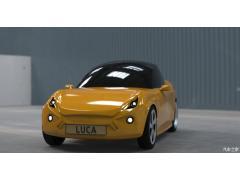 荷兰研发以废塑料为材质的纯电动概念车