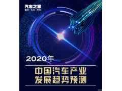 预测访谈:2020年中国汽车产业何处去?