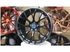 汽车轮毂为何偏爱镂空装?设计师为你揭秘!