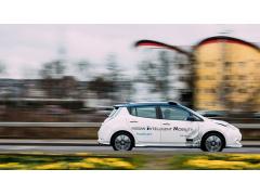 日产完成英国最长、最复杂自动驾驶测试