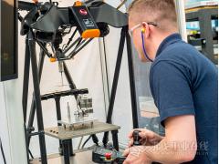 雷尼绍Equator™比对仪助力主要的航空航天设备制造商提高生产效率