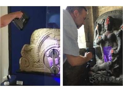 VCU人文研究项目打开喜马拉雅古老文明的3D数字世界