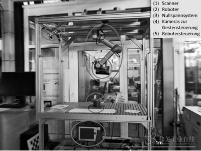 德国弗劳恩霍夫协会:一款合适的3D扫描仪是实现自动化逆向工程解决方案的秘密武器